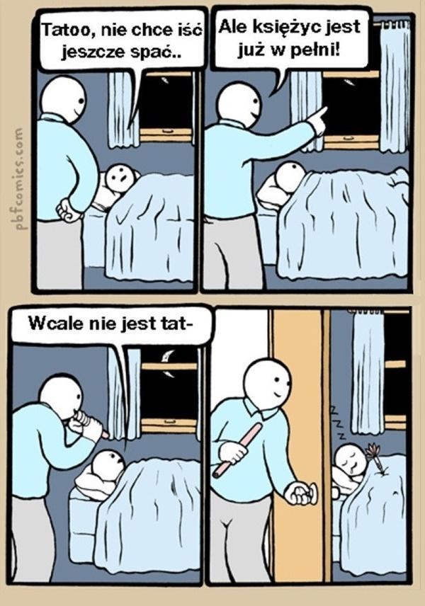 Jak usypiać dzieci?