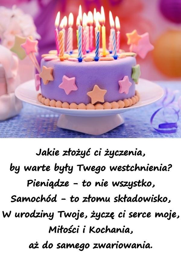 Znalezione obrazy dla zapytania urodziny życzenia