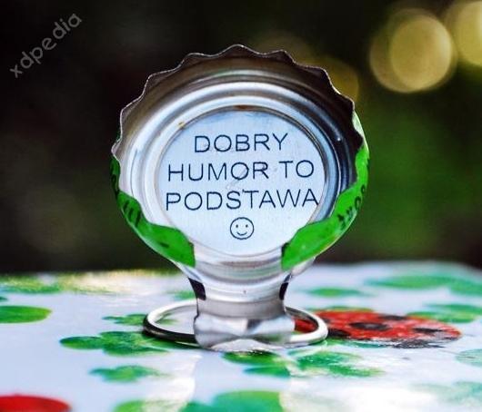 Kapsel Tymbark - Dobry humor to podstawa :)