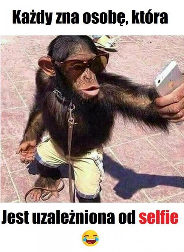 Każdy zna osobę, która jest uzależniona od selfie