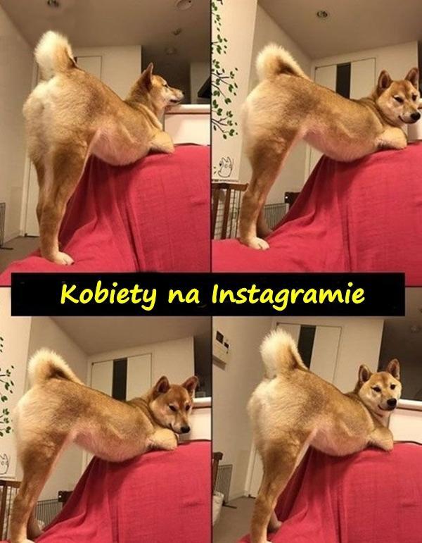 Kobiety na Instagramie