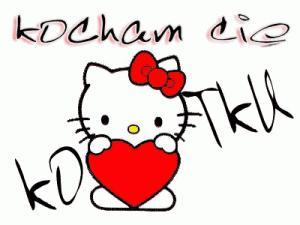 Kocham Cię Kotku Tagi: miłość, kocham, kwejk, mężczyzna, kobieta.