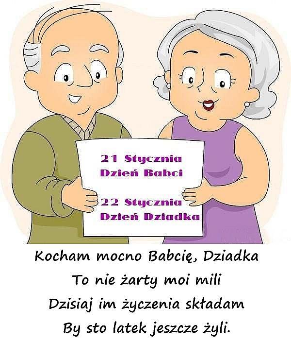 życzenia Z Okazji Dnia Babci Dnia Babci Laurki Mem Na