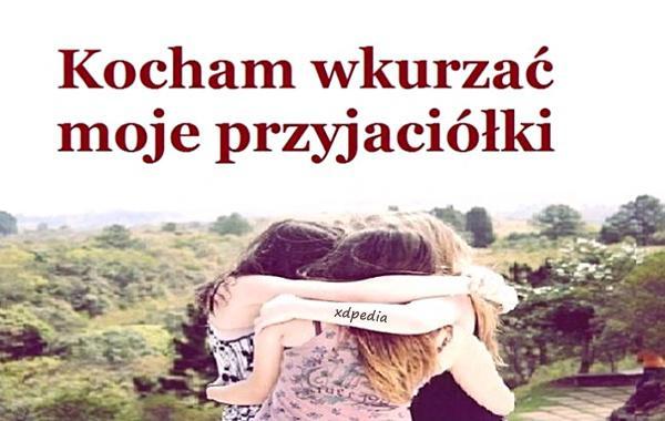 Kocham wkurzać moje przyjaciółki Tagi: kwejk, przyjaciółki, memy, mem, przyjaźń, wariatki, wkurzanie, temyśli.