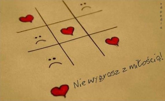 Nie wygrasz z miłością!