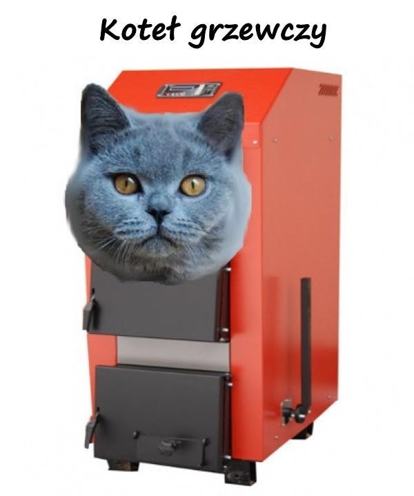 Koteł grzewczy