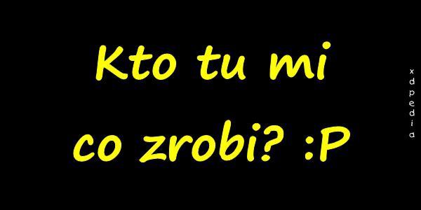 Kto tu mi co zrobi? :P Tagi: facebook, fejs, wklejka, zaczepka, podpuszczanie.