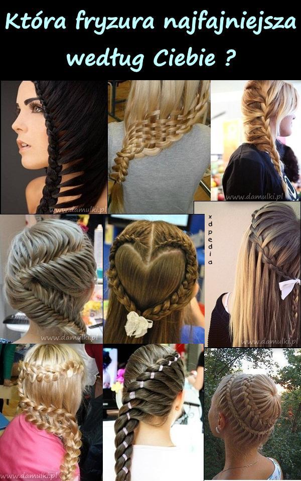 Która fryzura najfajniejsza według Ciebie?