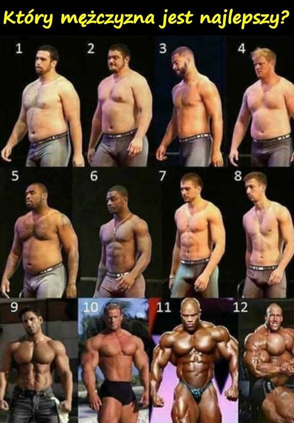 Który mężczyzna jest najlepszy?