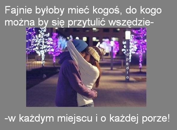 Ktoś do przytulania - zawsze i wszędzie!