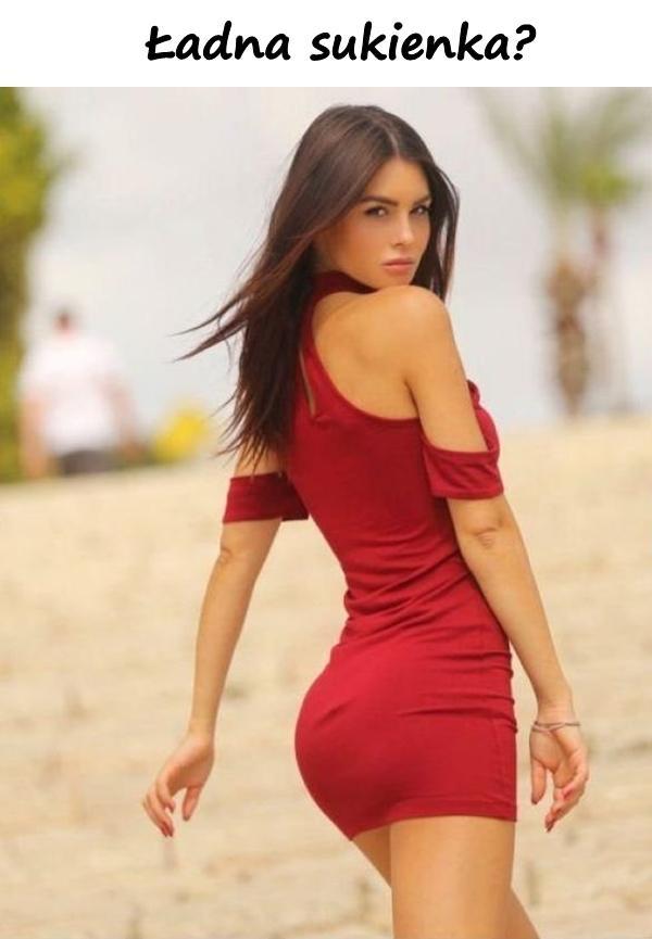 Ładna sukienka?