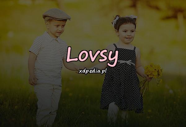 Lovsy