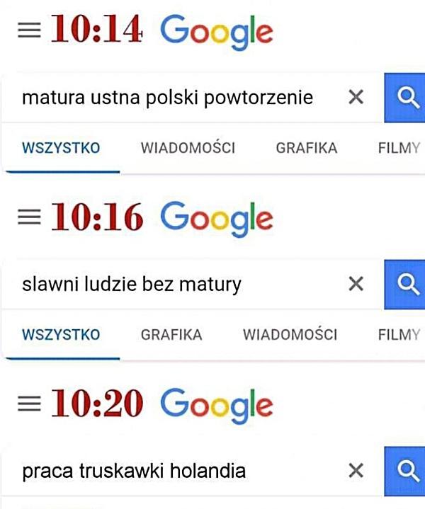 Matura ustna polski