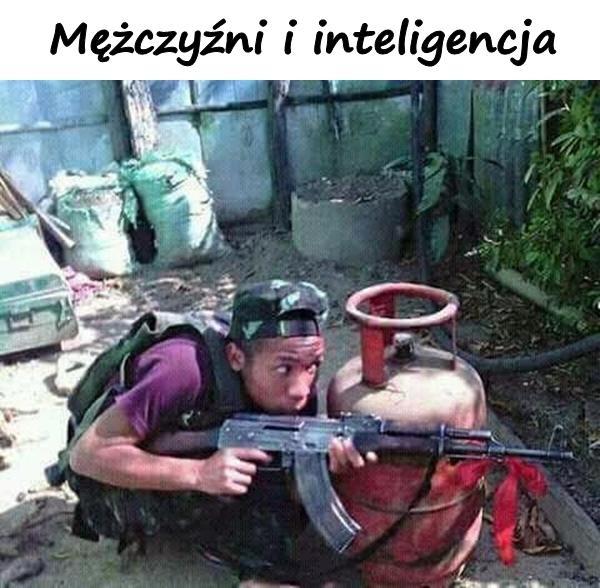 Mężczyźni i inteligencja