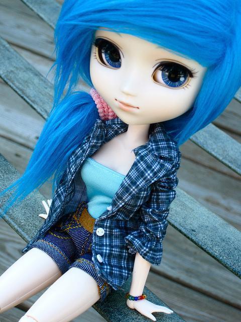 Moda i styl - Też chcę tak wyglądać :D Włosy są odlotowe, pod kolor oczu.