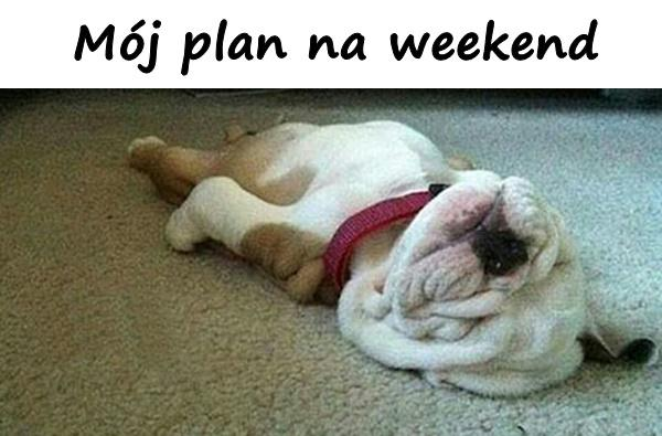 Mój plan na weekend