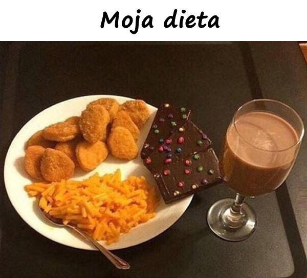 Moja dieta