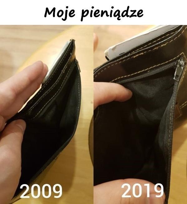 Moje pieniądze