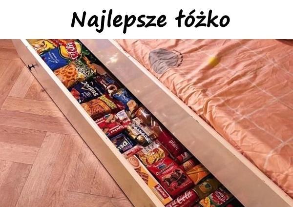 Najlepsze łóżko