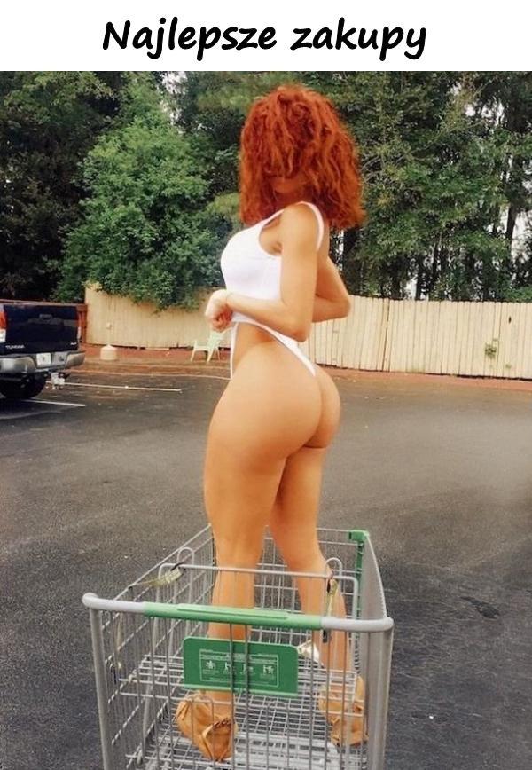 Najlepsze zakupy
