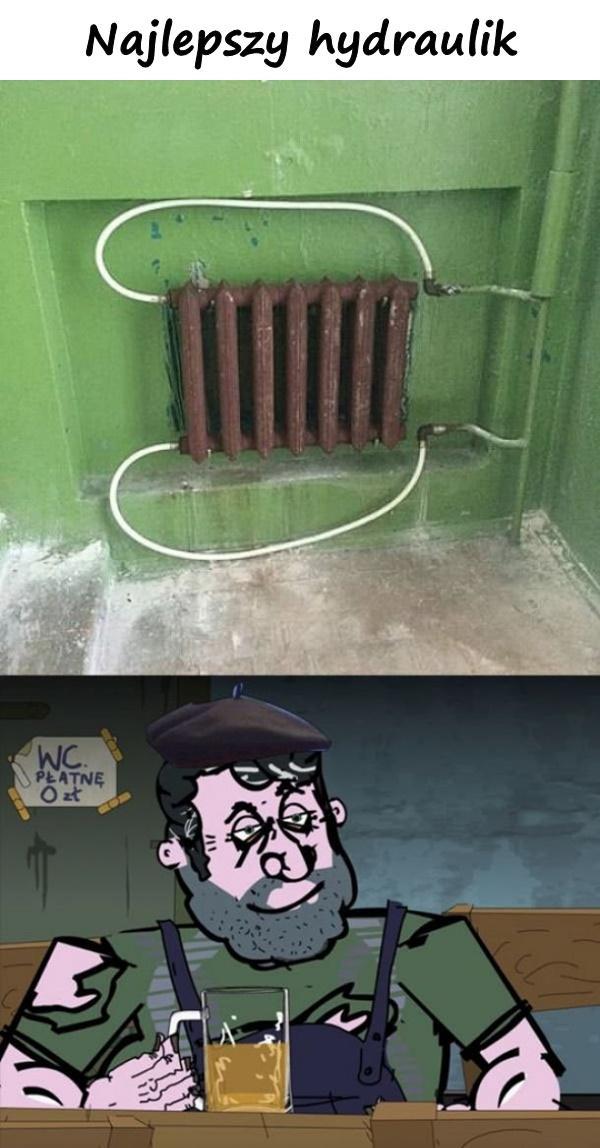 Najlepszy hydraulik