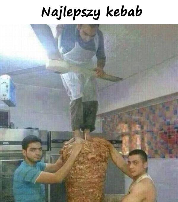 Najlepszy kebab