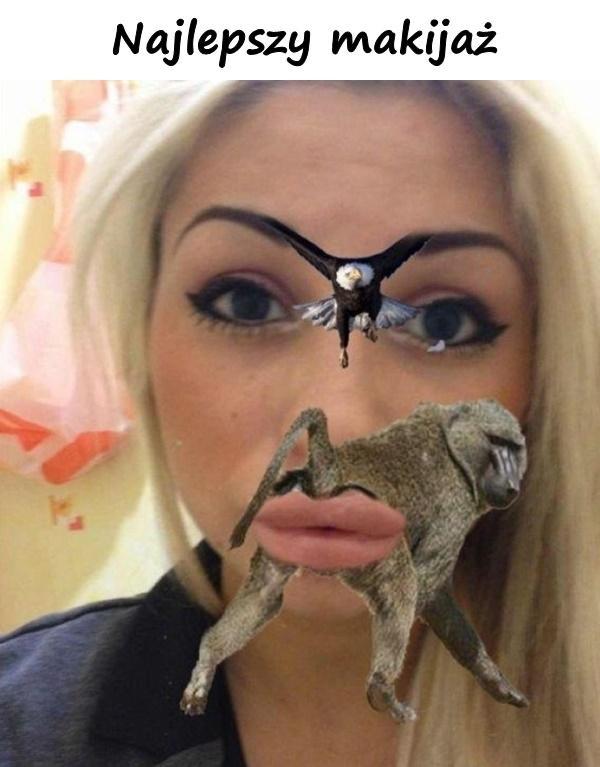 Najlepszy makijaż