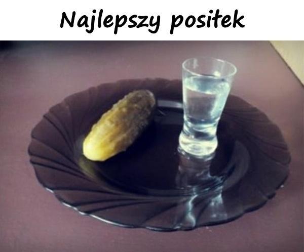 Najlepszy posiłek