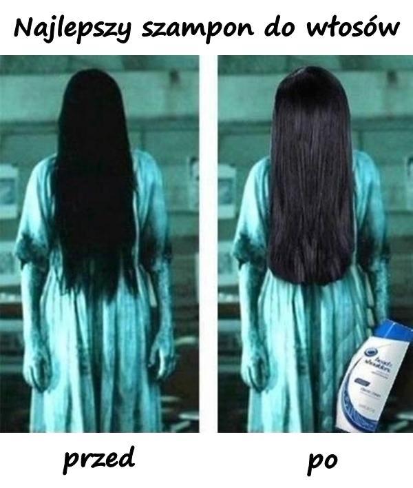 Najlepszy szampon do włosów