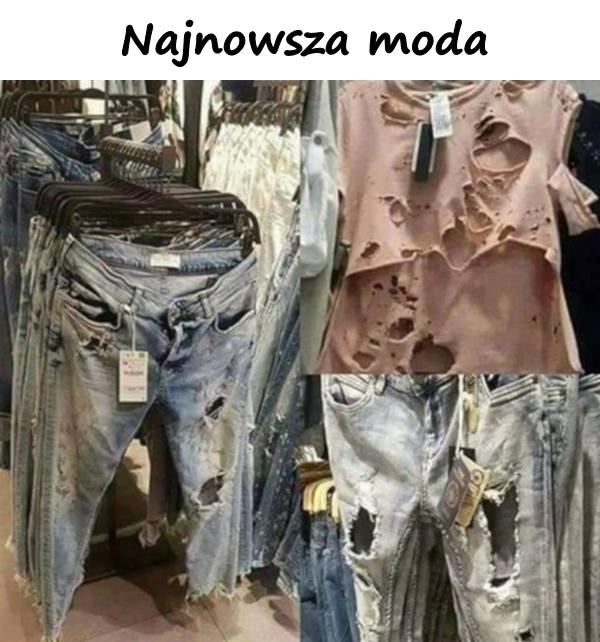 Najnowsza moda