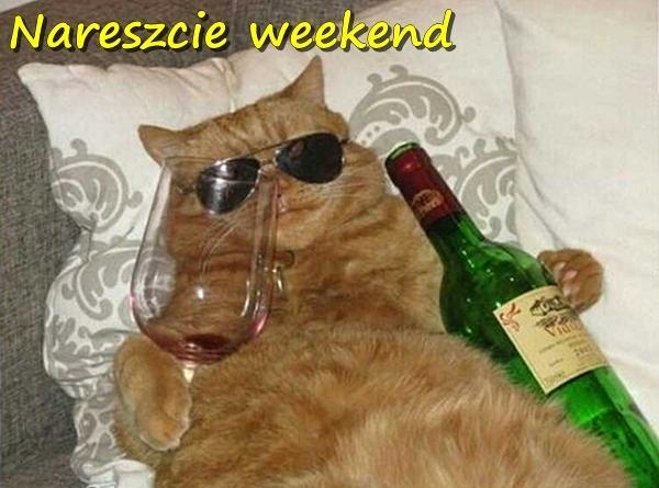 Nareszcie weekend