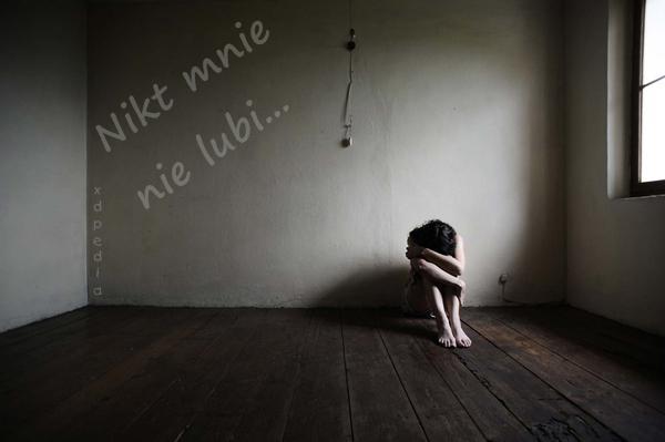 Nikt mnie nie lubi...
