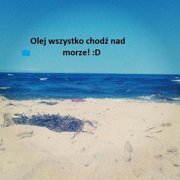 Olej wszystko, chodź nad morze