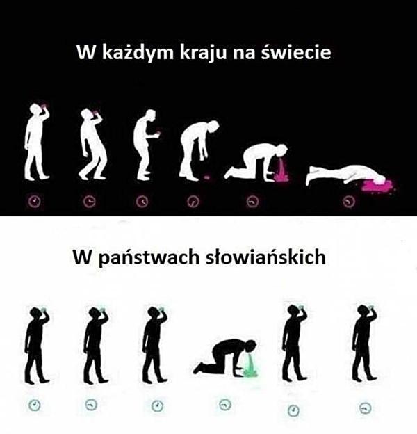 Picie w państwach słowiańskich