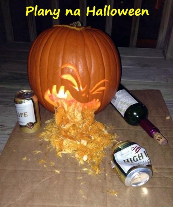 Plany na Halloween
