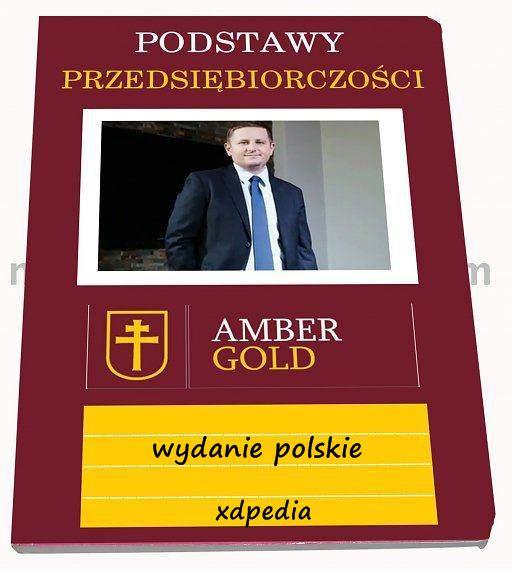 Podstawy przedsiębiorczości - Amber Gold