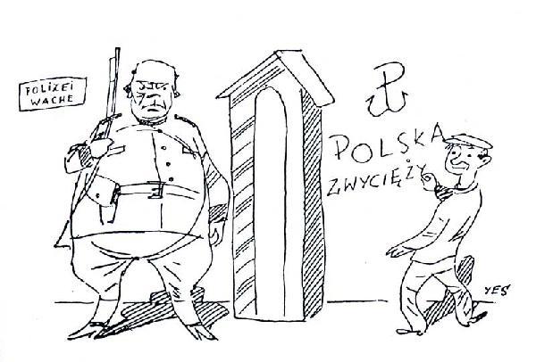 POLICEI WACHE - Polska zwycięży!