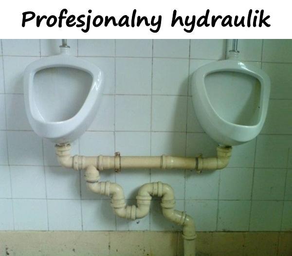 Profesjonalny hydraulik