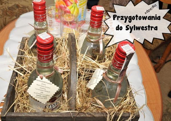 Przygotowania do Sylwestra