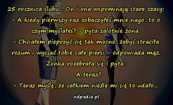 Rocznica ślubu Besty Dowcipy Kawał żarty Humor Xdpedia