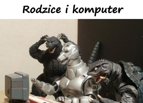 Rodzice i komputer
