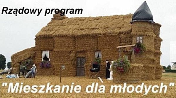 Rządowy program - mieszkanie dla młodych