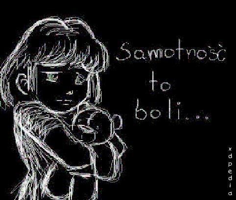 Samotność, to boli... Tagi: memy, mem, samotność, ból, samopoczucie, kulty.