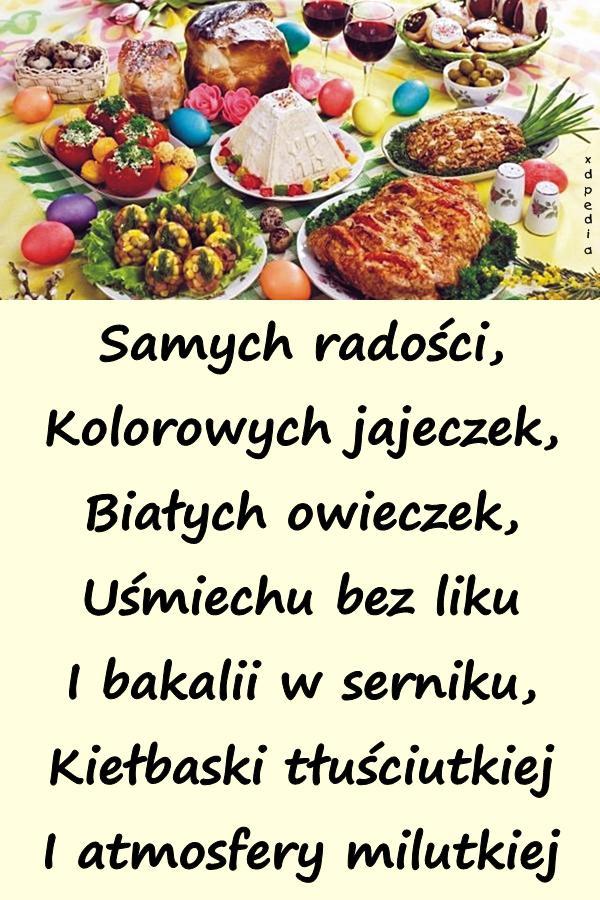życzenia Wiersze życzenia Wielkanocne Na Facebooka