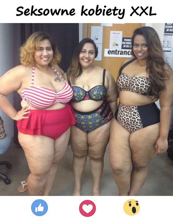 Seksowne kobiety XXL