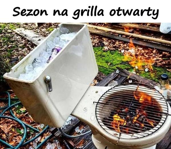 Sezon na grilla otwarty