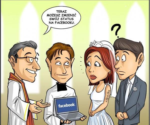 Teraz możesz zmienić swój status na Facebooku