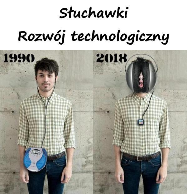 Słuchawki - Rozwój technologiczny