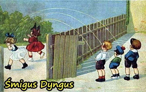 Śmigus Dyngus