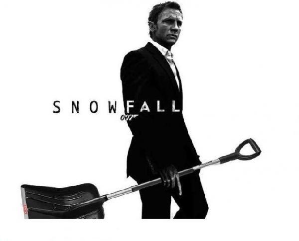 Nowy film snowfall...
